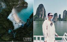 Khám phá hòn đảo mới toanh ở Hạ Long vừa diễn ra fashion show đình đám: Lên hình đẹp đến choáng ngợp, mất 2,5 tiếng để di chuyển bằng tàu!