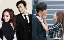 """Từng """"yêu"""" cả tập đoàn nam thần, ánh mắt tình tứ nhất của Park Min Young là dành cho ai?"""