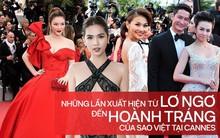 """Sao Việt đến Cannes qua các mùa: Người vinh dự có tác phẩm, kẻ """"tơ hơ"""" không ai biết xuất hiện để làm gì"""