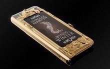 Chiêm ngưỡng Galaxy Fold dát vàng cho fan cuồng Game of Thrones: Vỏn vẹn 7 chiếc, đắt gần 200 triệu đồng
