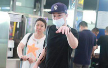 Xuất hiện sau scandal ly hôn Lâm Tâm Như, Hoắc Kiến Hoa tỏ thái độ khó chịu với ống kính máy quay