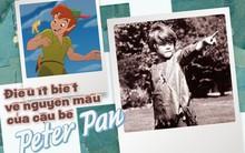 Nguyên mẫu đời thực của cậu bé không bao giờ lớn Peter Pan: Số phận bất hạnh, khác biệt hoàn toàn với nhân vật truyện tranh, hoạt hình