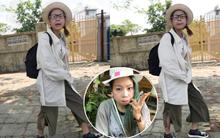 Vừa làm vỡ chiếc bình trị giá 17 triệu ở Hà Nội, Bella lại bị bắt gặp lang thang trên đường phố Hải Phòng