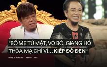"""Nghệ sĩ Hồng Tơ vừa bị bắt để điều tra hành vi đánh bạc: """"Bố mẹ từ mặt, vợ bỏ, giang hồ thóa mạ chỉ vì… kiếp đỏ đen"""""""