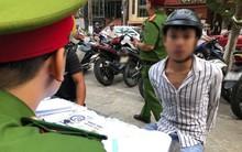Nam thanh niên 20 tuổi phê ma túy lao xe máy vào lực lượng 911 ở Đà Nẵng