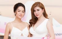 Trọng Tài hát live cùng Phạm Quỳnh Anh khai trương văn phòng hệ thống Shynh Group
