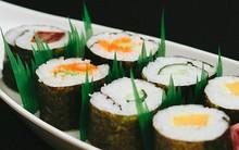 """Hoá ra mấy ngọn cỏ xanh trông như nhựa trong hộp sushi mà chúng ta thường thấy không phải để """"làm màu"""""""
