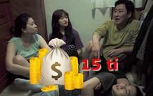 """Kí Sinh Trùng chiếu được 4 ngày đã """"hốt ổ"""" hơn 15 tỉ, là phim Hàn có doanh thu mở màn khủng nhất Việt Nam"""