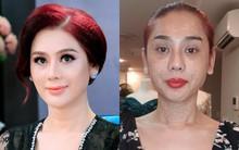 Sốc với nhan sắc xuống cấp, lộ da mặt sần sùi sau 7 năm phẫu thuật chuyển giới của Lâm Khánh Chi