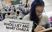 Những nơi có kỳ thi đại học khốc liệt bậc nhất Châu Á: Căng thẳng và khó nhằn khủng khiếp, số 4 có tỷ lệ tự tử hàng đầu vì quá áp lực