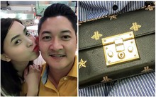 Hậu sinh con thứ 3, Hải Băng tiết lộ được chồng mạnh tay tặng nhẫn kim cương, chi 100 triệu mỗi tháng sắm hàng hiệu xa xỉ