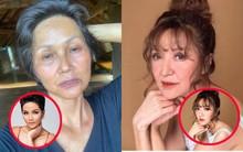 H'Hen Niê, Bích Phương và nhiều sao Việt hào hứng tham gia trào lưu già hóa: Chẳng thể ngờ ai cũng đẹp lão đến lạ!