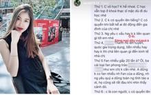 """Bị anti-fan chửi """"vô học"""" vì xúc phạm Văn Thanh, bạn gái thạc sĩ của hậu vệ CLB Hà Nội đáp trả xéo xắt: """"Em lo mà học bằng chị đi"""""""