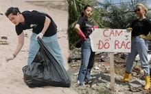 Nghệ sĩ Vbiz xuống đường gom rác, chung tay vì môi trường: Khi những cánh tay nhỏ hợp sức thành việc lớn!