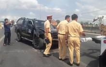 Đại úy CSGT trên xe đặc chủng bị tài xế côn đồ ép ngã ở Vũng Tàu đã qua đời
