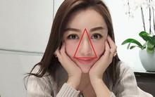"""Có một vùng """"tam giác chết"""" trên khuôn mặt mà bạn cần thận trọng khi nặn mụn"""