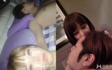 Người mẫu Cbiz tung ảnh thân mật được cho là với Jang Geun Suk