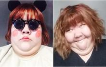 Cô béo Hàn Quốc gây sốt nhờ loạt ảnh, clip tự làm xấu mình