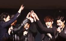 """SS501 tái hợp lần đầu sau 3 năm dài """"đánh lẻ"""""""