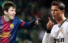 """Ronaldo và Messi """"giúp"""" nhau vươn tới những đỉnh cao"""