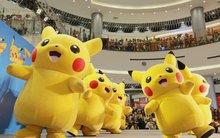 """Giới trẻ Hà Nội được mục sở thị màn diễu hành Pikachu dễ thương """"muốn xỉu"""""""