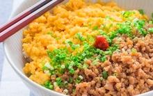 Soboro don: Cơm trứng thịt băm kiểu Nhật dễ nhất quả đất