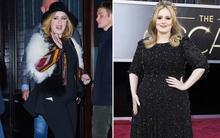 """Adele thon gọn bất ngờ khi """"hẹn hò"""" cùng dàn sao """"Hunger Games"""""""