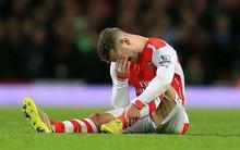 Arsenal khốn đốn cả thế kỷ 21 vì bão chấn thương