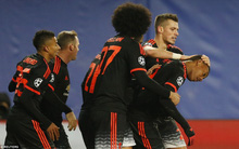 CSKA Moscow 1-1 Man Utd: Martial sắm vai tội đồ và người hùng