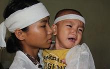 Xót xa cảnh bố mẹ tử vong, 3 đứa trẻ bỗng chốc mồ côi