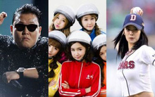 Google công bố danh sách những cái tên hot nhất showbiz Hàn