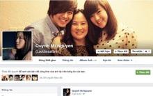 """Facebook giả mạo Wanbi Tuấn Anh và em gái Quỳnh Mi có lượng follow """"khủng"""""""