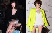 Seo Woo lộ mẩn đỏ ở chân, Ga In mặc quần siêu ngắn
