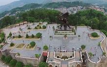 Toàn cảnh trận địa Điện Biên Phủ nhìn từ trên cao