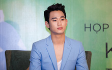 Kim Soo Hyun thổ lộ muốn tiếp xúc với Jeon Ji Hyun nhiều hơn