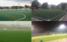 Hà Nội: Điểm danh các sân cỏ nhân tạo cho fan mê bóng đá (Phần 2)