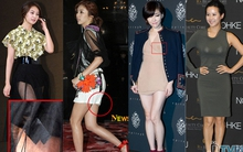 """""""Bắt lỗi"""" trang phục thảm đỏ của mỹ nhân Hàn"""