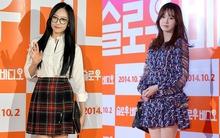 Dàn sao nổi tiếng xứ Hàn khoe sắc xinh đẹp trên thảm đỏ