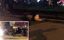 Hà Nội: Xe ô tô đâm trọng thương cô gái trẻ rồi bỏ chạy