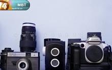 Ống tiết kiệm mang hình máy ảnh cực kool!