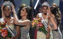 Miss Angola giành vương miện HH Hoàn Vũ 2011