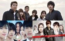 """10 drama xứ Hàn """"bị truy nã"""" nhiều nhất năm 2011"""