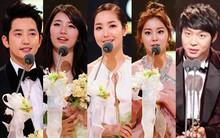"""""""Dở khóc dở cười"""" với giải thưởng truyền hình Hàn Quốc 2011"""
