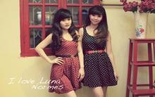 Váy xinh dạo phố cùng thời trang I love Luna & Normes