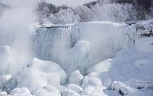 Những hình ảnh không tưởng trong đợt lạnh kéo dài ở Mỹ