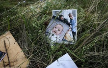 Những bức hình ám ảnh về thảm kịch MH17 1 năm về trước