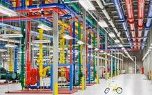 Ghé thăm những trung tâm dữ liệu khổng lồ của Google