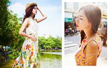 Đẹp rạng rỡ dưới ánh nắng chói chang của mùa hè Hà Nội