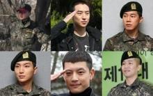 Một loạt sao nam Hàn sẽ xuất ngũ vào nửa cuối năm nay