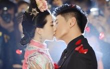 Lộ cảnh khóa môi đẹp như mơ của Lưu Thi Thi – Ngô Kỳ Long